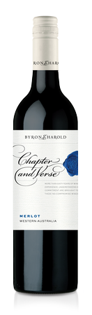 Chapter & Verse Blue Cabernet Merlot