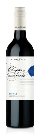 Chapter & Verse Blue Shiraz