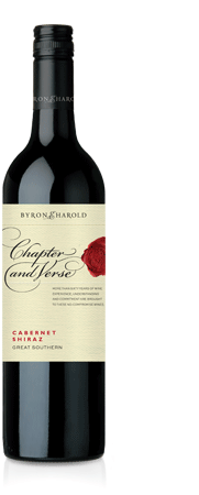 Chapter & Verse Cabernet Shiraz
